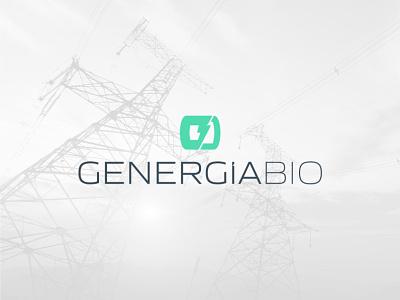 GenergiaBio logotype logos logo design logodesign logo identity design identity branding idenity branding design branding concept branding and identity branding agency branding brand design brand