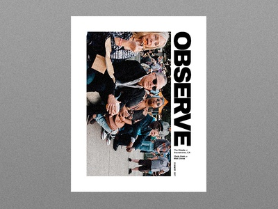 Observe Photo Book