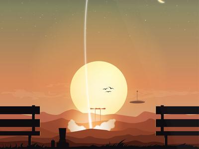 New Horizon / New Worlds