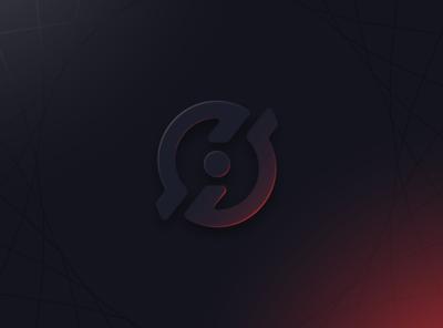 Dark Zilux evil red light black dark mode dark theme logo shading dark zilux