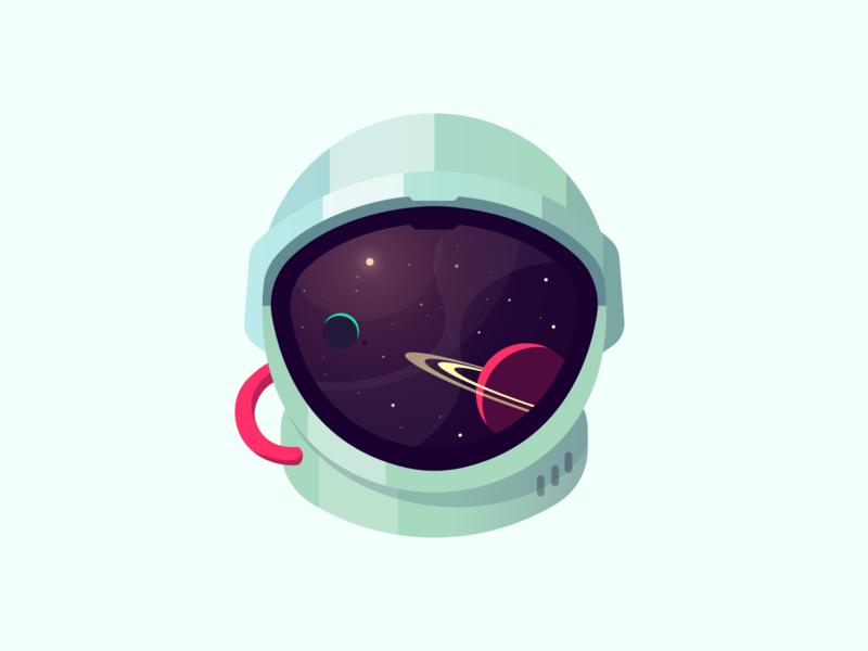 Helmet star apollo sun t-shirt tee shirt art zilux astronaut astro spaceman planet spaceship helmet space