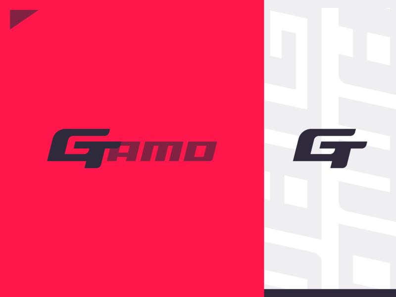 GTamo Branding color gamer gaming game mixer design zilux streamer stream twitch typography typeface logo brand branding t g gt