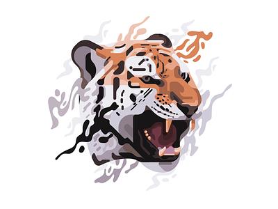 Essence tee t-shirt shirt art design zilux tigers predator tigger big cat big cat tiger