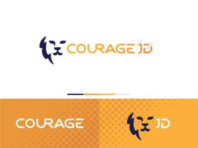 Courage JD Fan Art