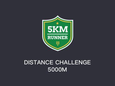 Distance Challenge 5000m