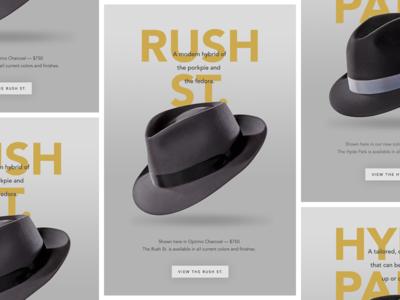 Optimo Email Blast hat optimo marketing blast email