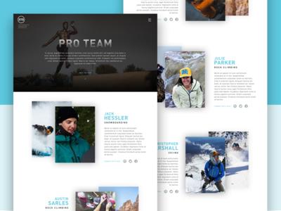 37.5 Pro Team design web team pro layers clothing athlete 37.5