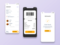 Payment ,Check Out Product Design