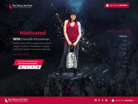 NotSkinnyNotRich blog web design, html & development
