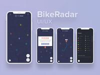 Bikeradar UI/UX app Design