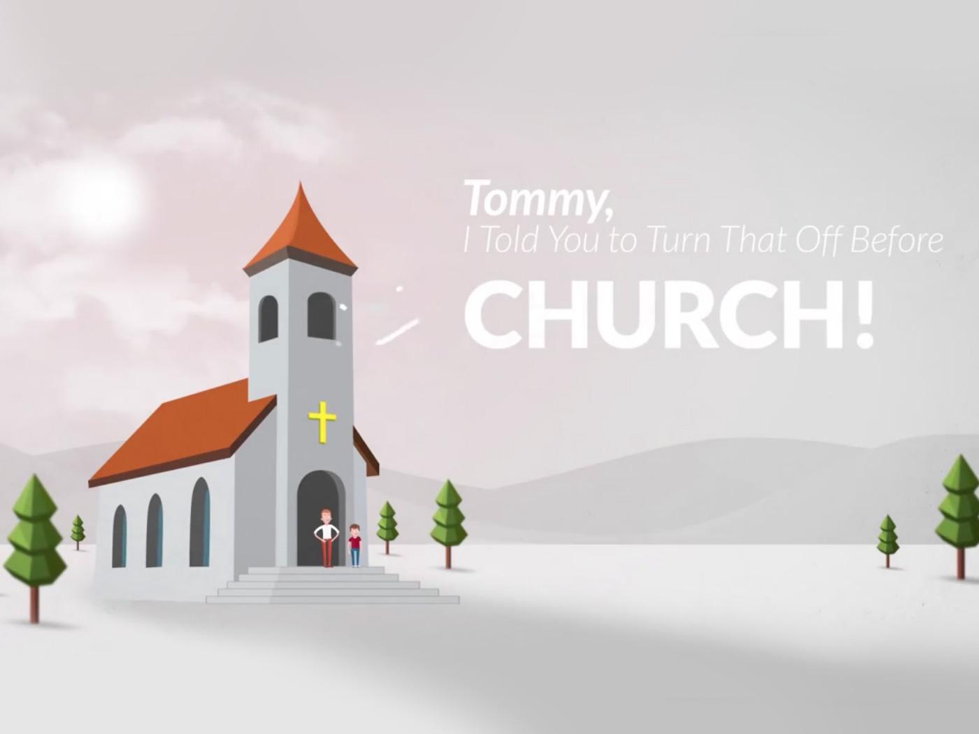 Timeout4 church