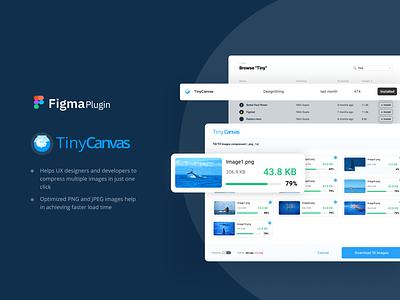 Figma Plugin to export compressed images app ux website ui designer designstring design tools plugin