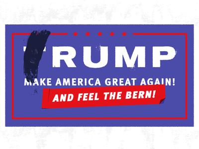 Politics lol debate republic democrat politics bernie trump