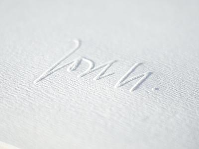 logo embossing print cover book embossing logo
