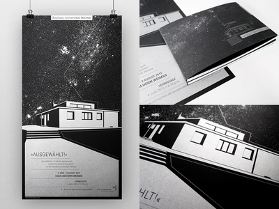 exhibition poster & catalogue