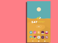 Caramel Icon Pack