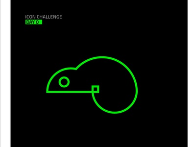 Chameleon #2 flat design ux icons animation cartoon brand identity branding logo illustrator vector ui design illustration