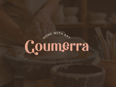 Goumerra icon minimal brand brand identity ux typography illustrator vector ui design illustration identity logo branding goumerra