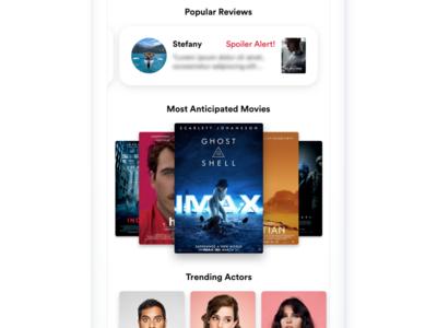 Spoiler Alert - Sinemia App ticket theatre startup sinemia movies movie cinema