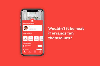 Cleanzy 2.0 - Errands (known as Mutlubiev in Turkey)