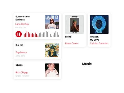 Freebie! - UI Cards 🃏 download ui pack 12 ios white buttons hex colors stocks album audio music design kit mockup sketch resource ui free