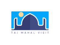 Tajmahal logo design