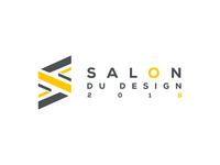 Salon du design 2018 logo