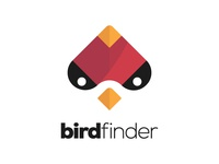 Bird finder - Logo
