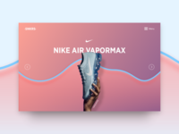Product Page - Nike Vapormax
