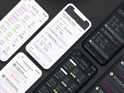 Travel app screen, part 2 travel app travel commerce ios app ui design illustration
