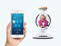 4moms mamaRoo mobile app