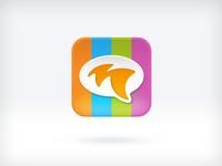 Moments app icon
