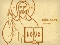 True Icon Process