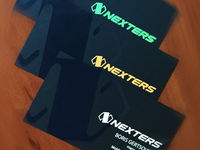 Nexters cards
