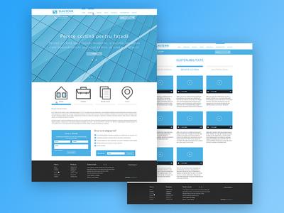 UI/UX Design for Slavterm