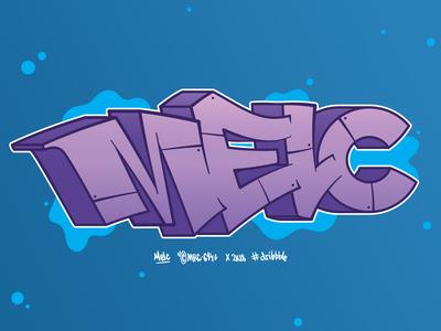 Melc - Digital Graffiti