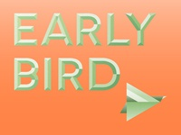 Early Bird 1