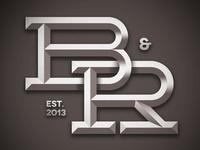 B&R Monogram
