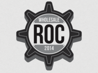 Roc Logo Bw