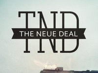 The Neue Deal 1