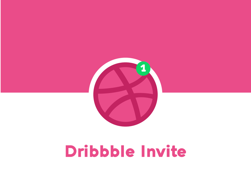 Dribbble Invite ux ui app dribbble invite invitation