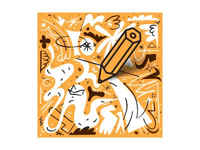 box of pencils pencil box vector ukraine illustration