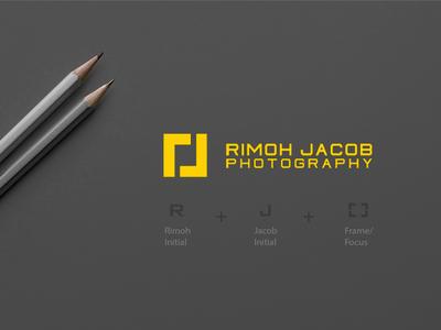 Rimoh Jacob Photography - Logo Concept