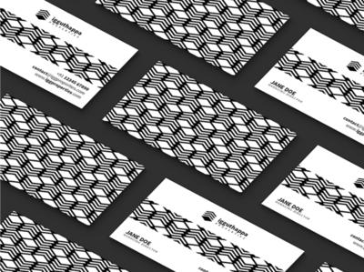 Igguthappa Properties - Business Card Design