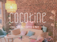 Cocotine pastel lunchbar & coffees