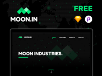 Freebies Sketch & Principle.MOON.IN