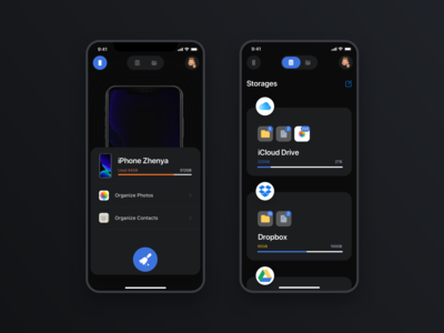 Tidy App [ iOS ]