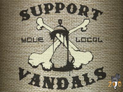 Support Vandals