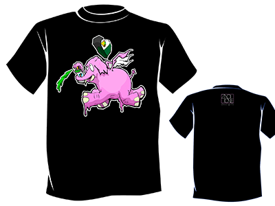 Zod Flying Elephant Shirt