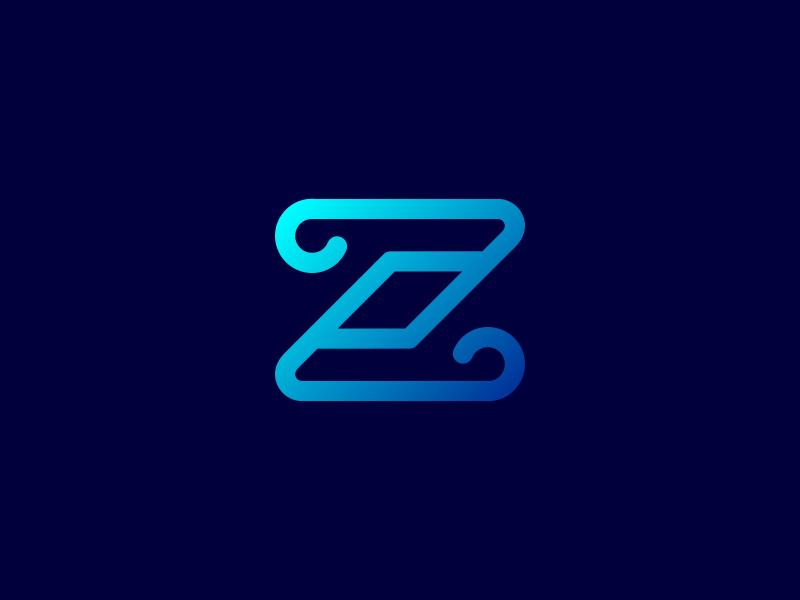 Z Letter Logo Design! by Dyne Creative Studio on Dribbble